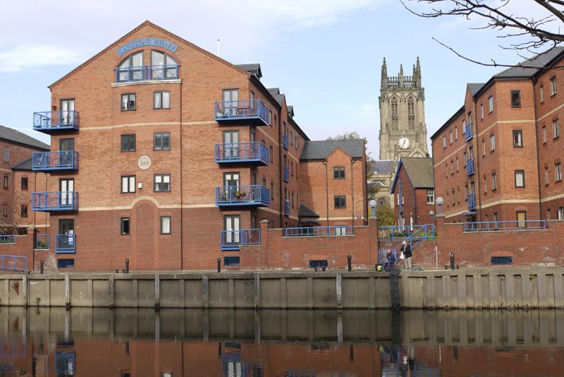 Riverside Apartments To Rent Leeds